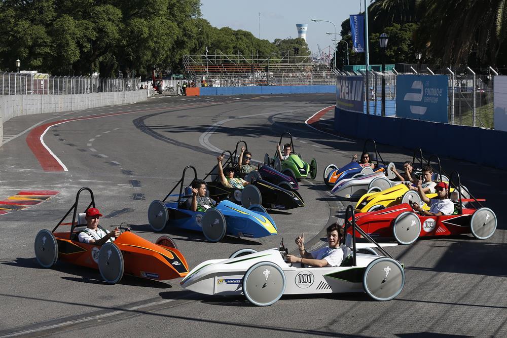 Formula E School Series